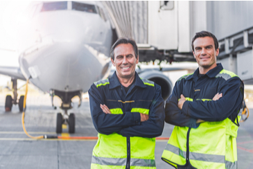The team at JC Herren Co LLC helps airline industry professional with financial goals